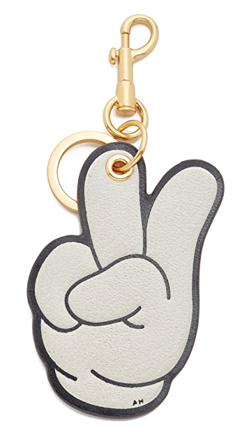 Anya Hindmarch Victory Key Ring
