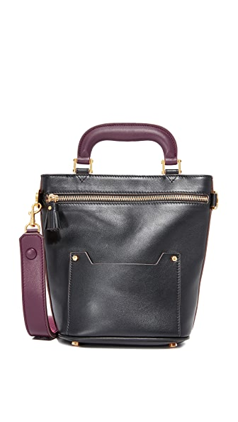 Anya Hindmarch Orsett Mini Top Handle Bag