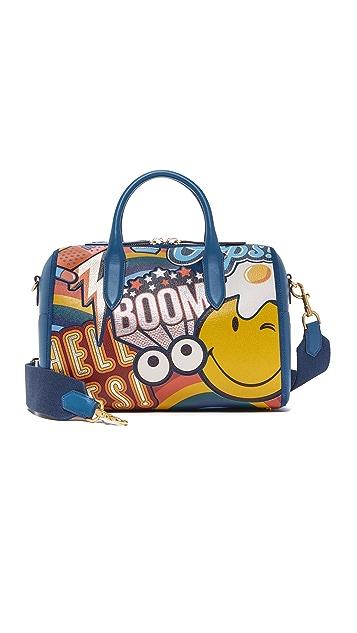 Anya Hindmarch Vere Barrel Handbag