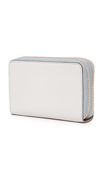Anya Hindmarch Double Wallet