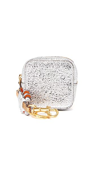 Anya Hindmarch Double Zip Coin Purse