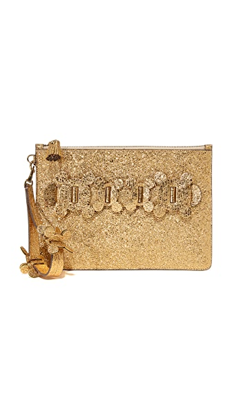 Anya Hindmarch Large Zip Top Pouch