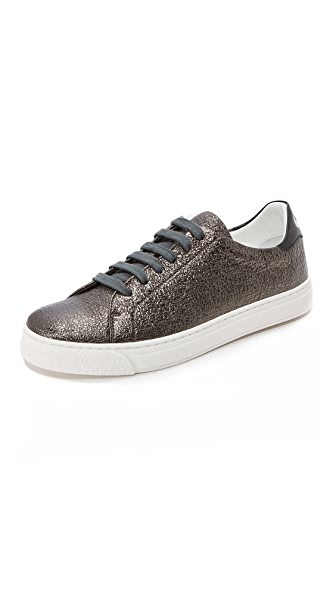 Anya Hindmarch Tennis Shoes - Anthracite