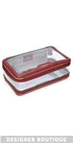 Inflight Plastic Pouch Anya Hindmarch