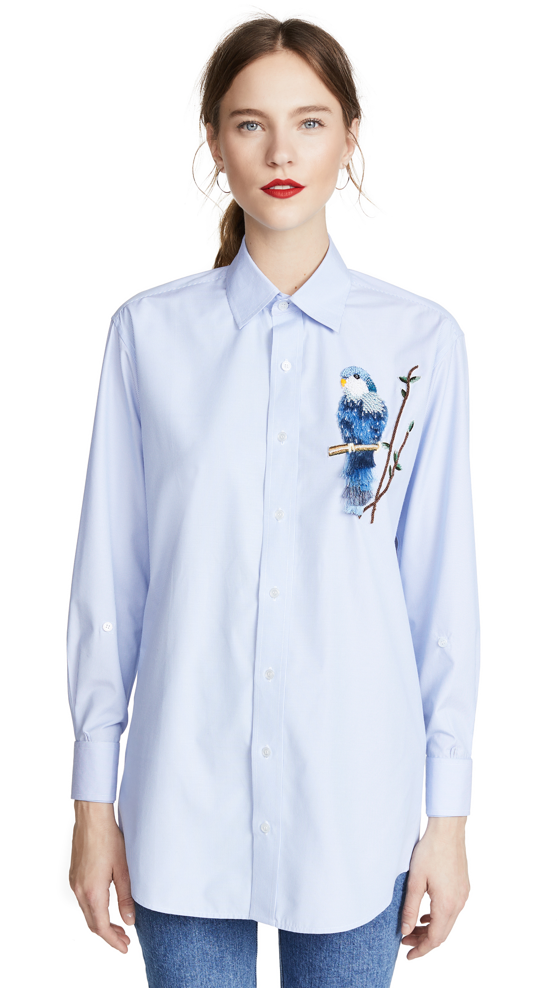 Anya Hindmarch Beach Shirt