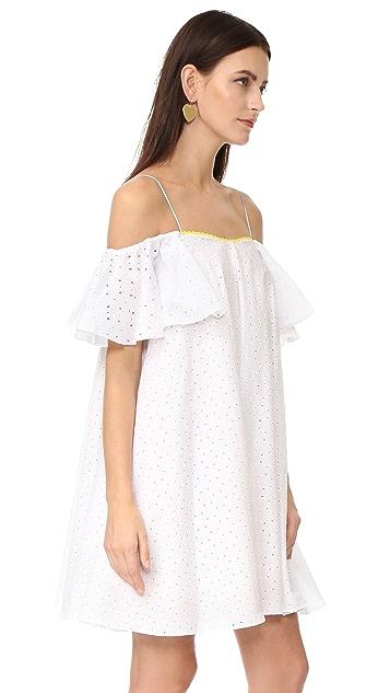 Anna October Off the Shoulder Dress