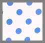 белый/темно-синий