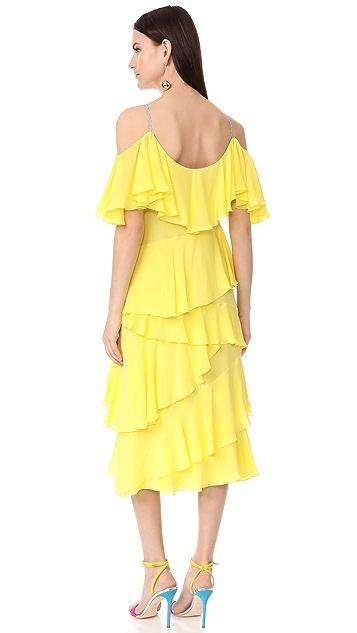 Anna October Ruffled Dress