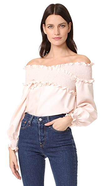 Anna October Off the Shoulder Blouse