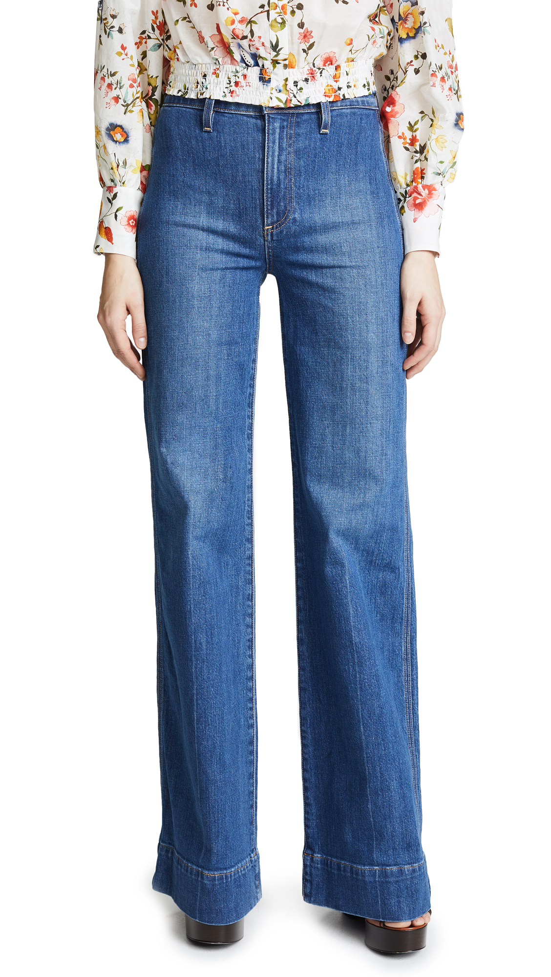 Gorgeous High Rise Jeans
