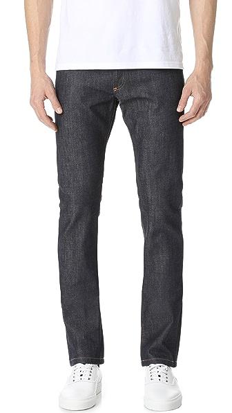 A.P.C. New Cure Indigo Jeans