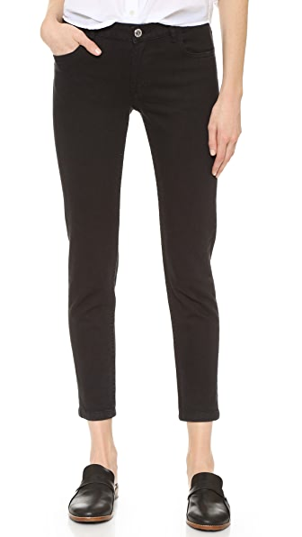 A.P.C. Jean Etroit Court Ankle Skinny Jeans at Shopbop