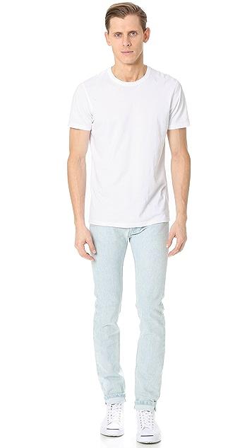 A.P.C. Petit New Standard Stonewashed Jeans