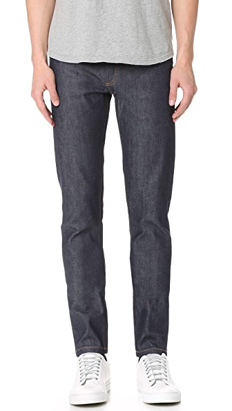A.P.C. Petit New Standard Brut Stretch Jeans