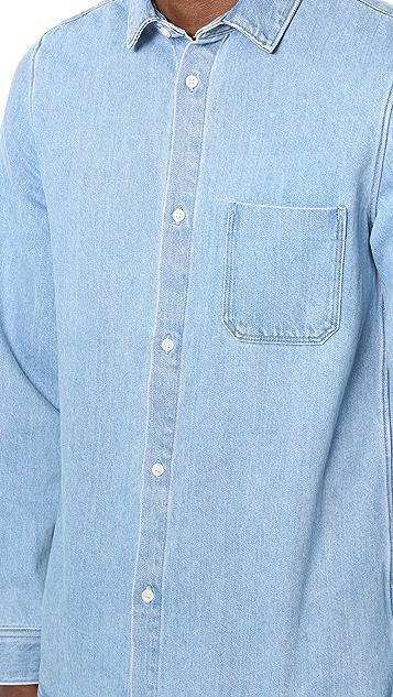 A.P.C. Grizzli Overshirt
