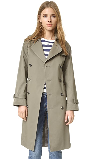 A.P.C. Barbara Trench
