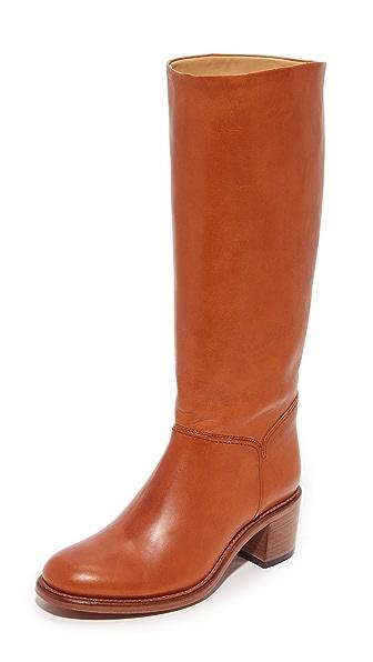 A.P.C. Iris Boots - Noisette at Shopbop