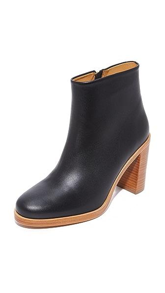 A.P.C. Chic Boots - Noir (Black)