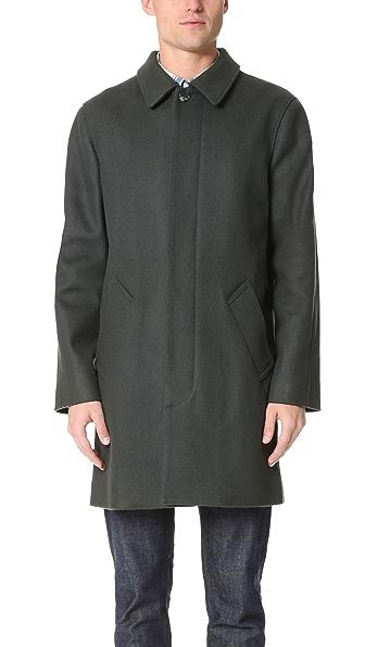 A.P.C. Verlaine Overcoat