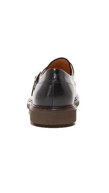A.P.C. Monk Strap Shoes
