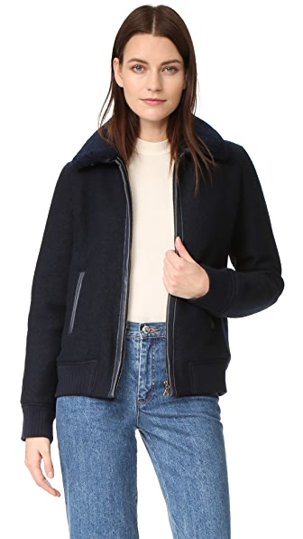 A.P.C. Stacey Bomber Jacket