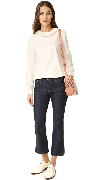 A.P.C. Juliette Blouse