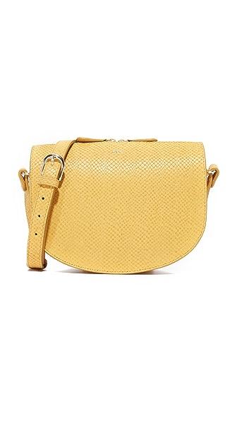 A.P.C. Andrea Saddle Bag