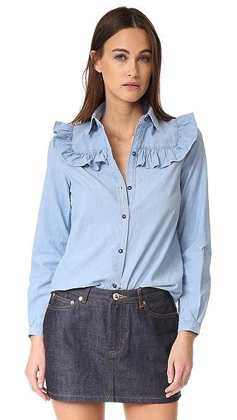 A.P.C. Memphis Shirt