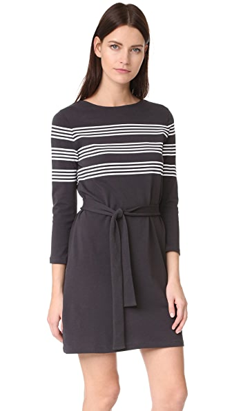 A.P.C. Esther Dress - Faux Noir
