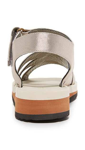 A.P.C. Olympe Sandals