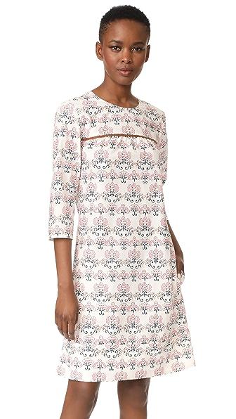 A.P.C. Tenerife Dress - Blanc Casse