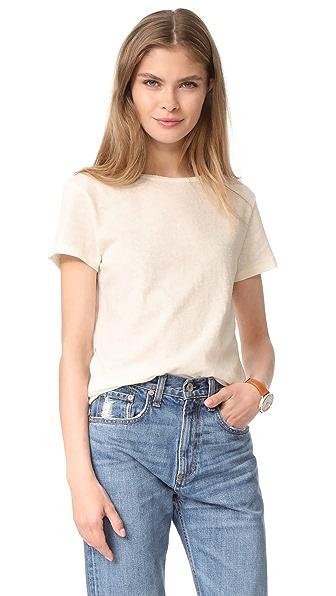 A.P.C. Lydia T-Shirt - Blanc Casse