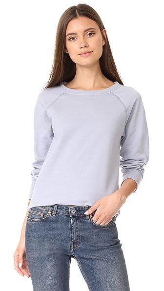 A.P.C. Memory Sweatshirt - Bleu Gris