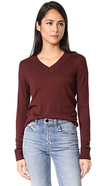 A.P.C. Ava Sweater - Bordeaux
