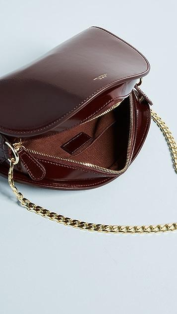 A.P.C. Luna Half Moon Bag