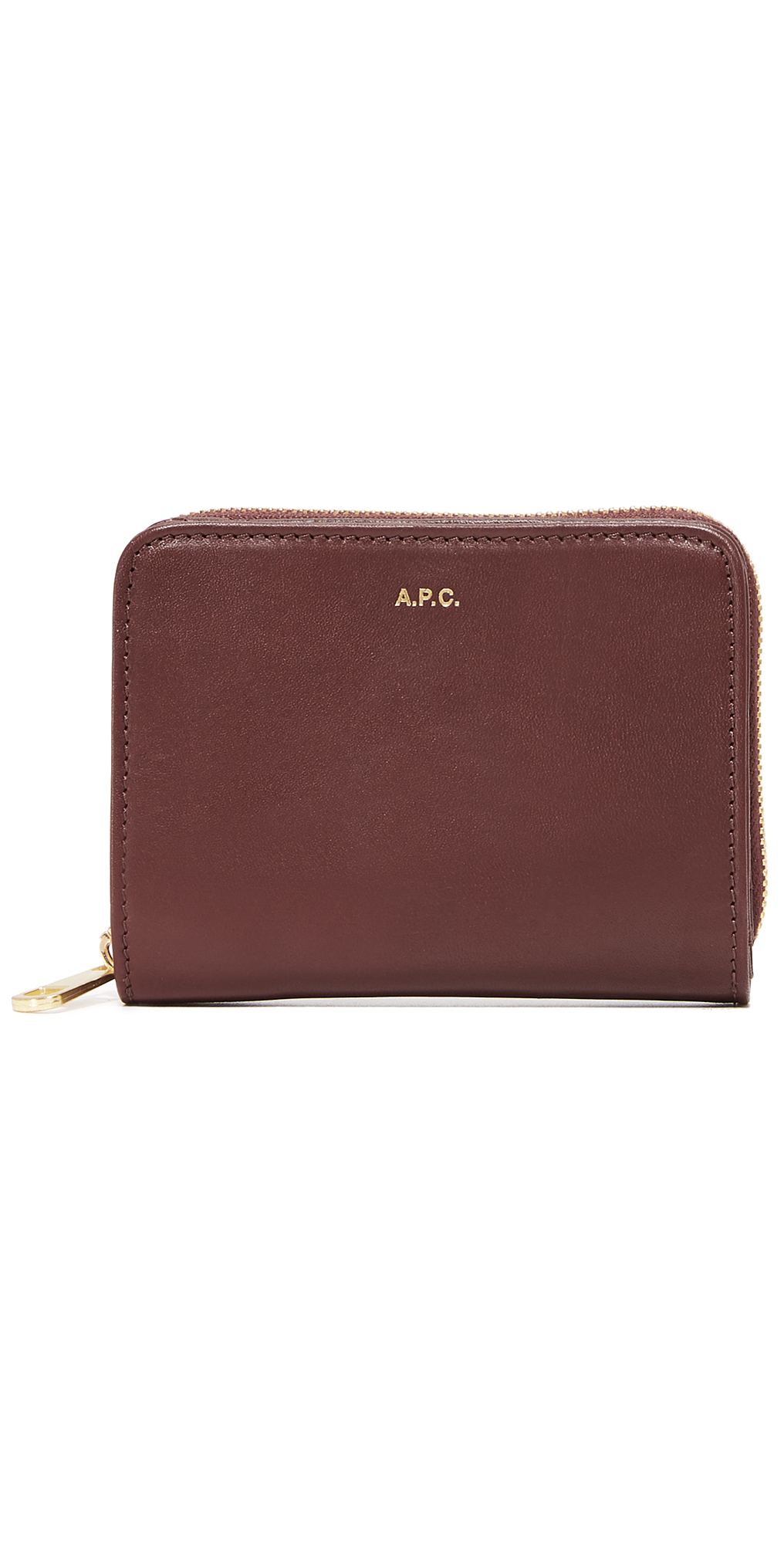 Compact Wallet A.P.C.