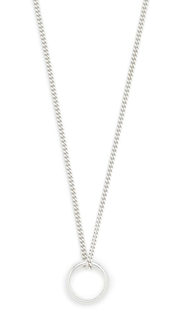 A.P.C. Curtis Necklace