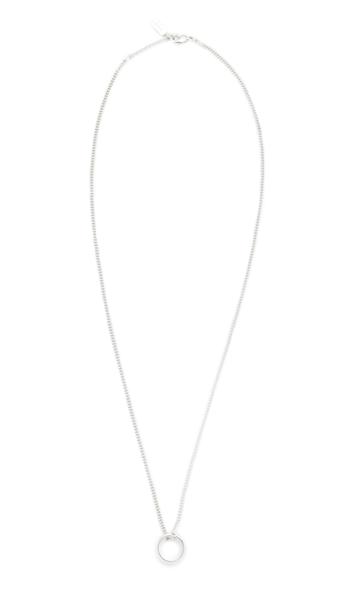 c lyst necklace money metallic a jewelry product apc gallery p in normal