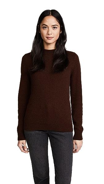 A.P.C. Beauvoir Sweater In Noisette