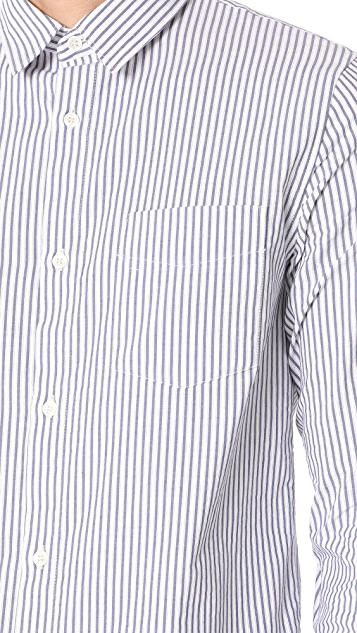 A.P.C. Striped Shirt