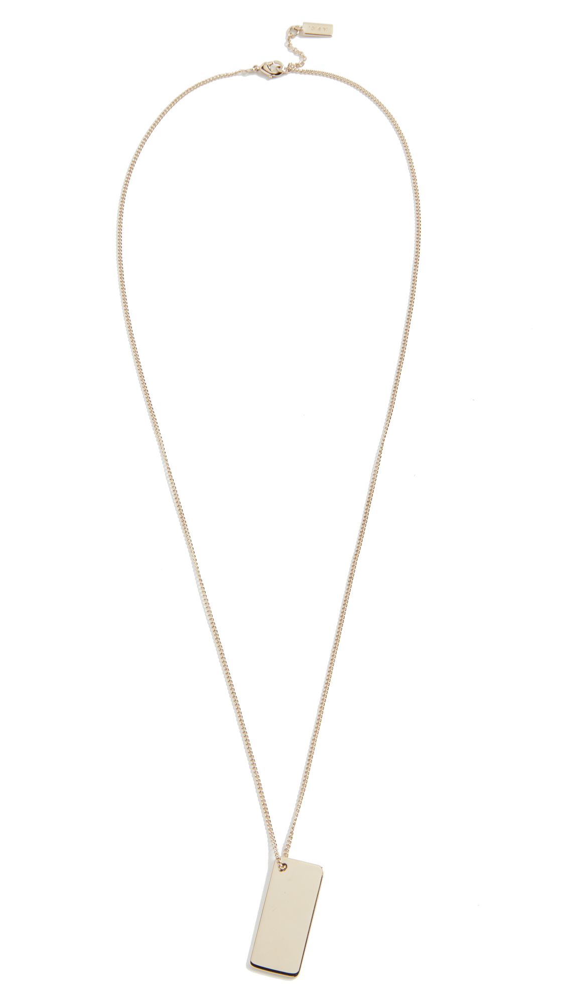 apc jewelry goldtone meacc p necklace raa a accessories women c marine wwuk