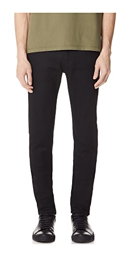0bdec4b1 Kanye West Wears Custom Balmain Embellished Jeans | The Jeans Blog
