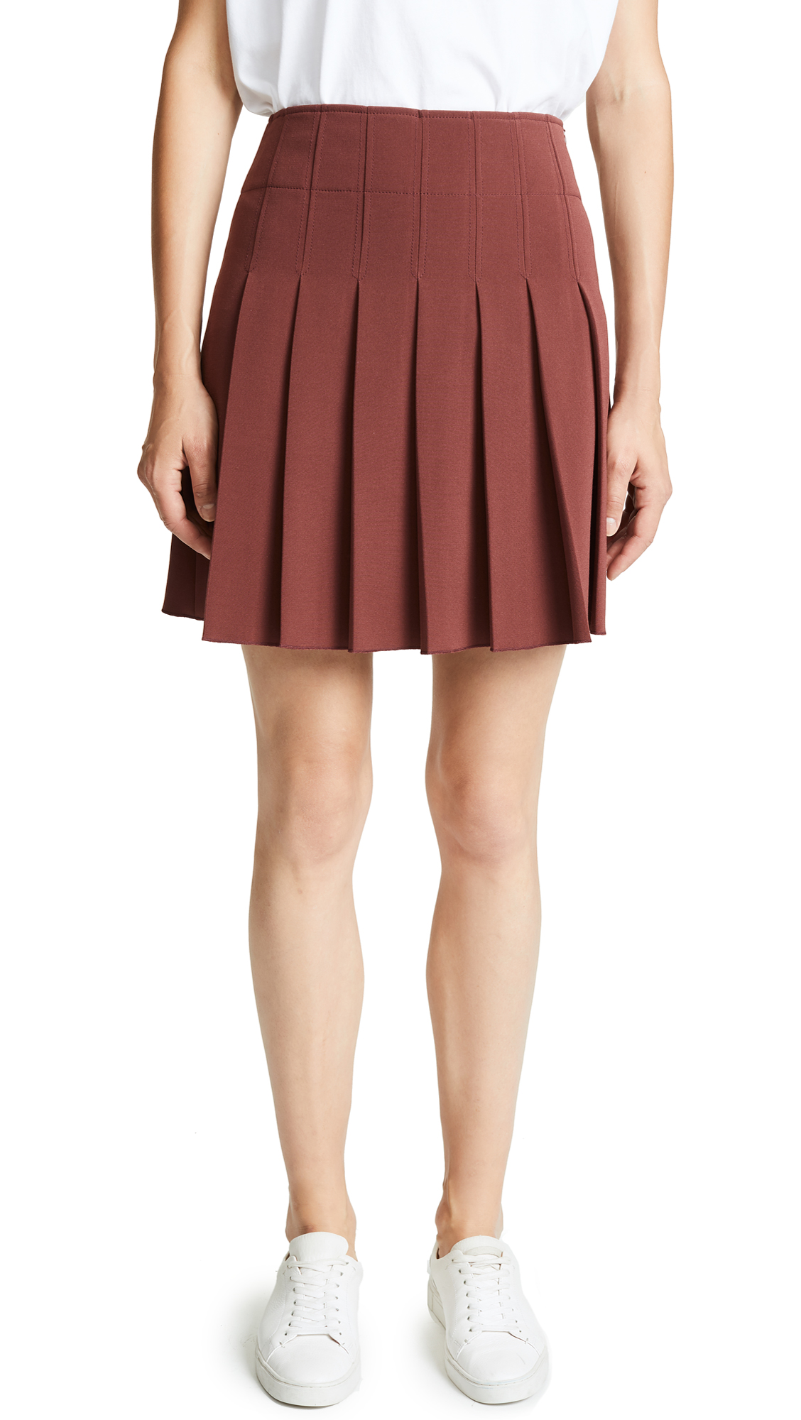 A.P.C. Ella Skirt In Vino