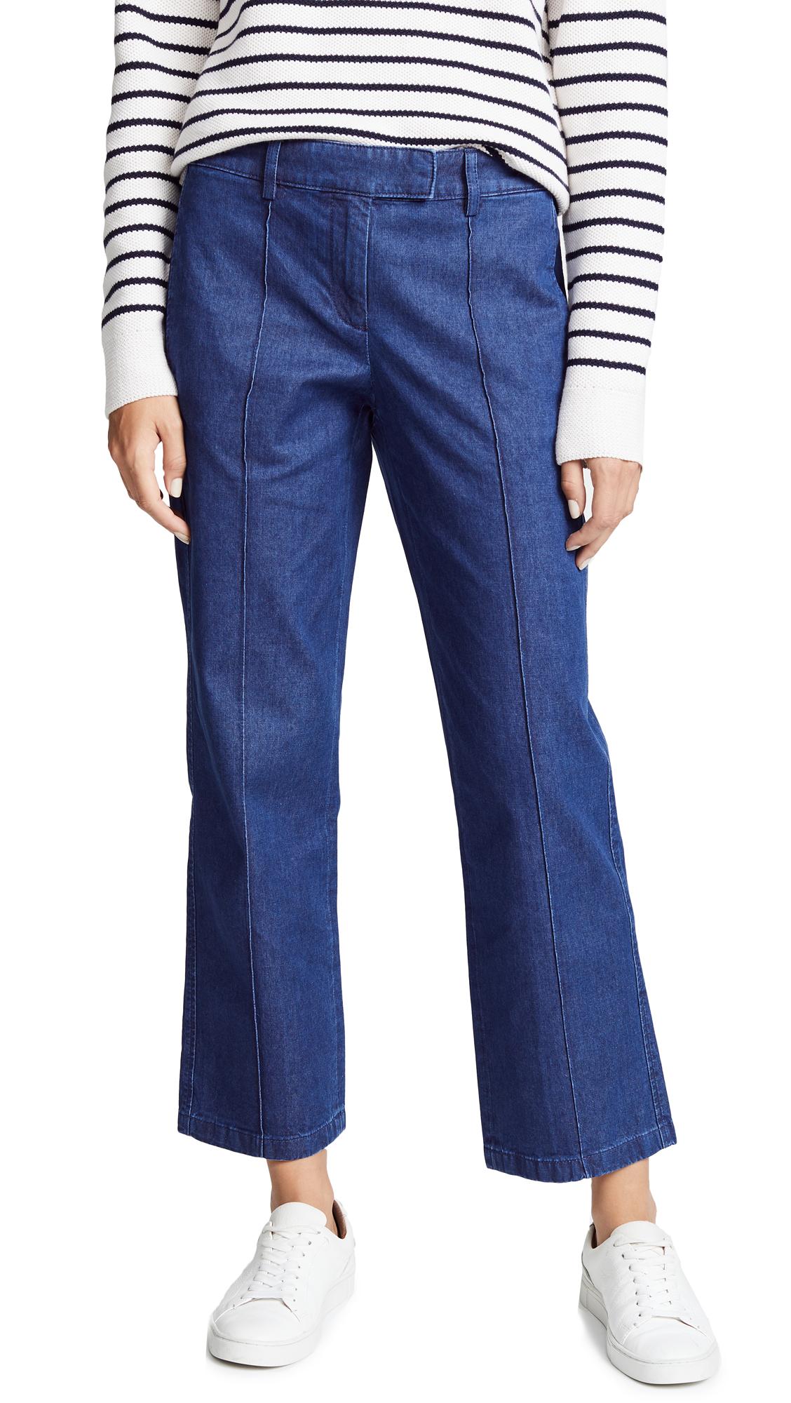A.P.C. Cooper Pants In Indigo