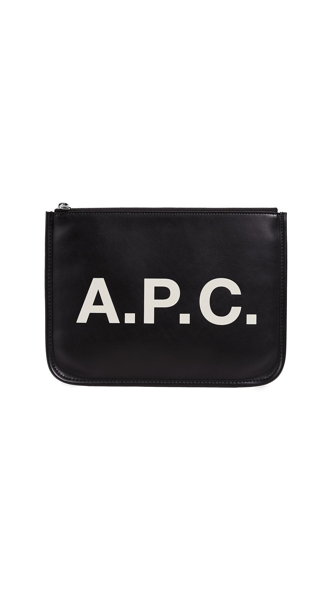 A.p.c. Pouches Morgan Pouch