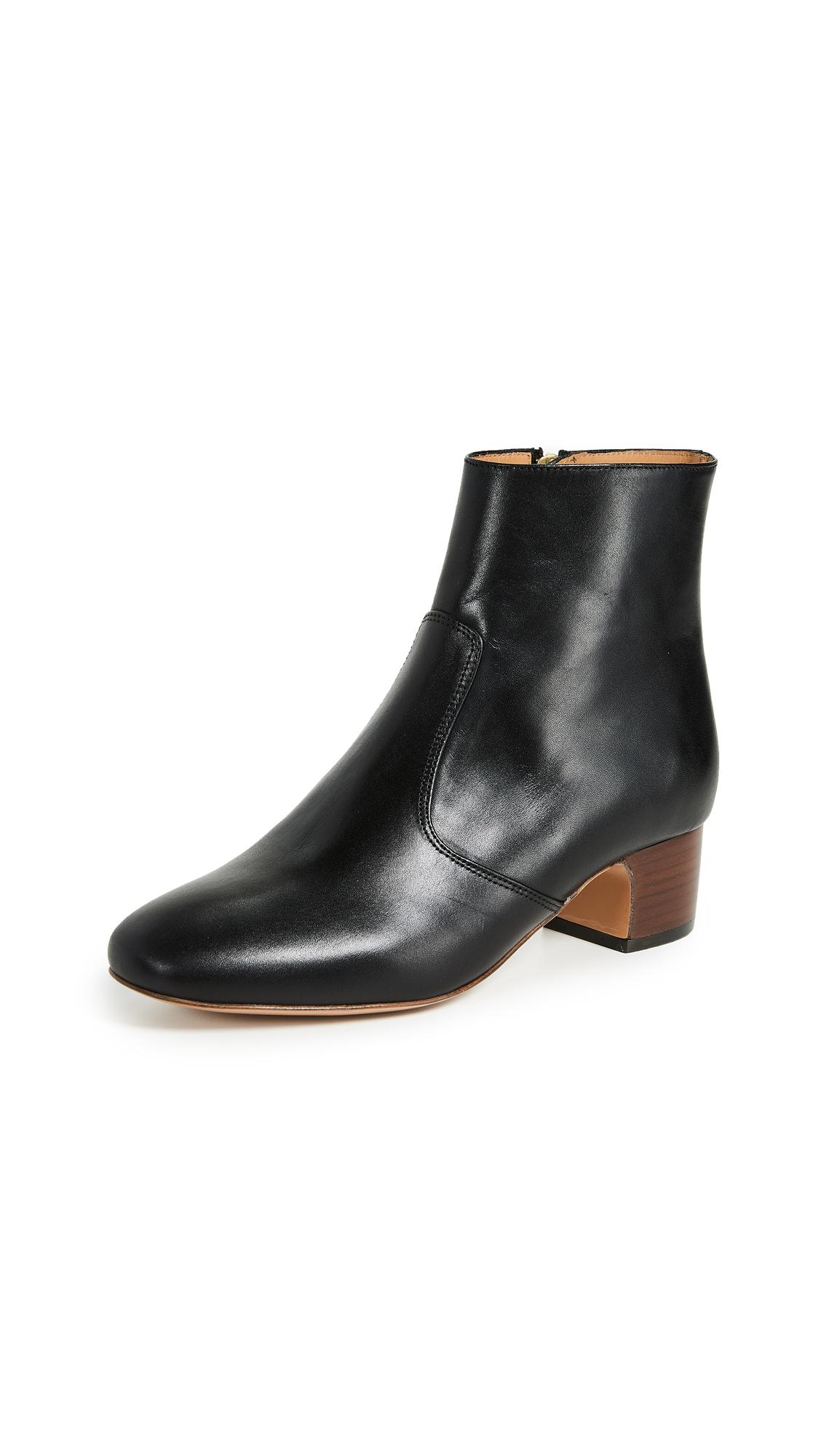 A.P.C. Joey Boots - Noir