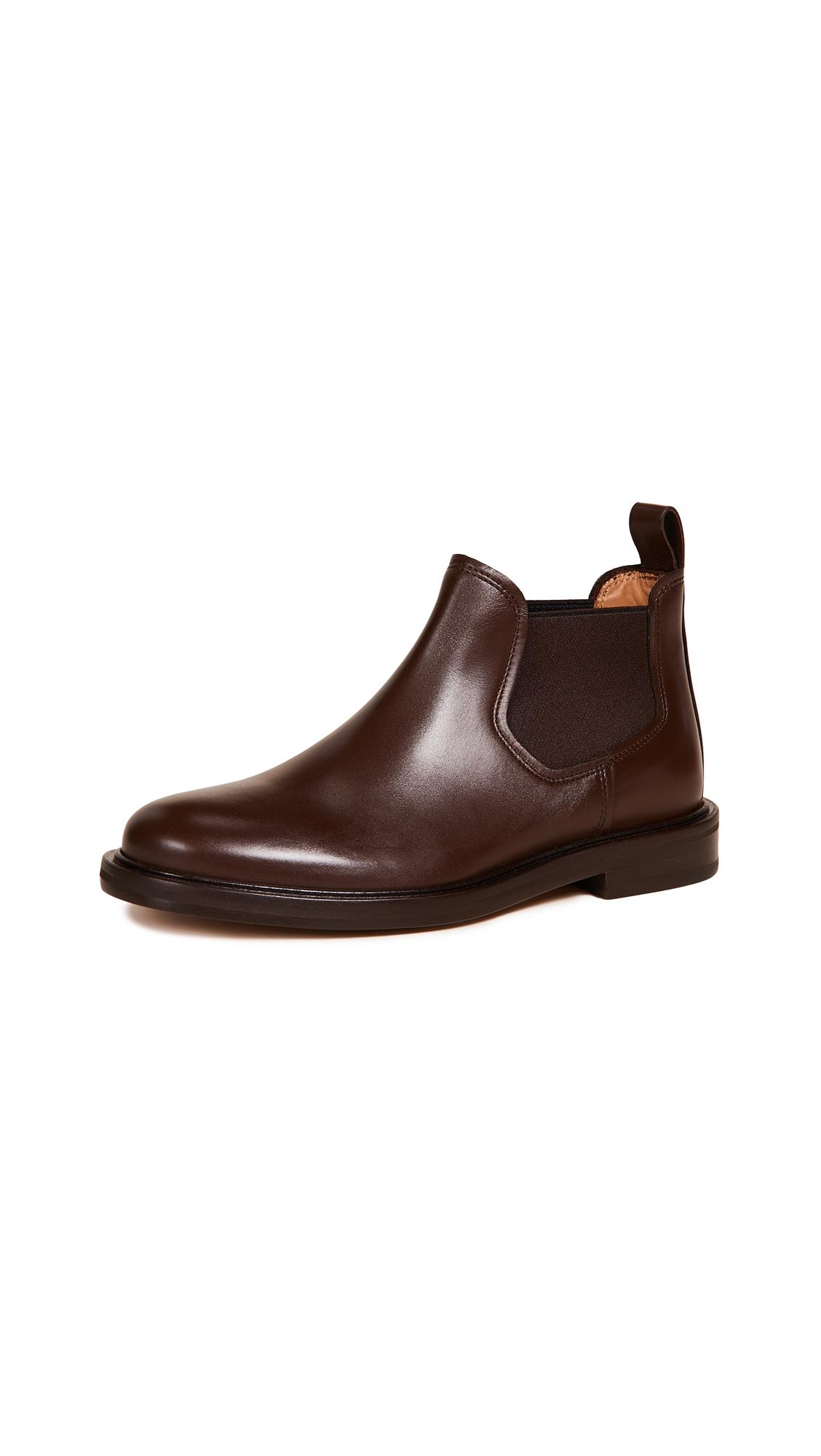 A.P.C. Joelle Boots - Marron