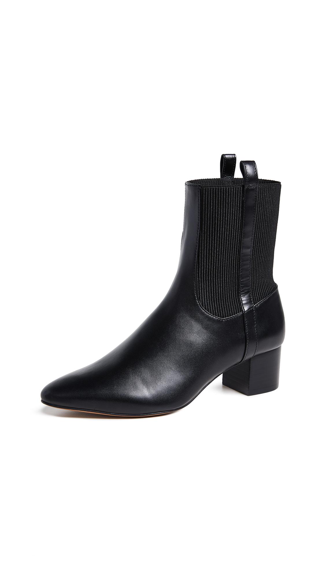 A.P.C. Chantal Boots - Noir