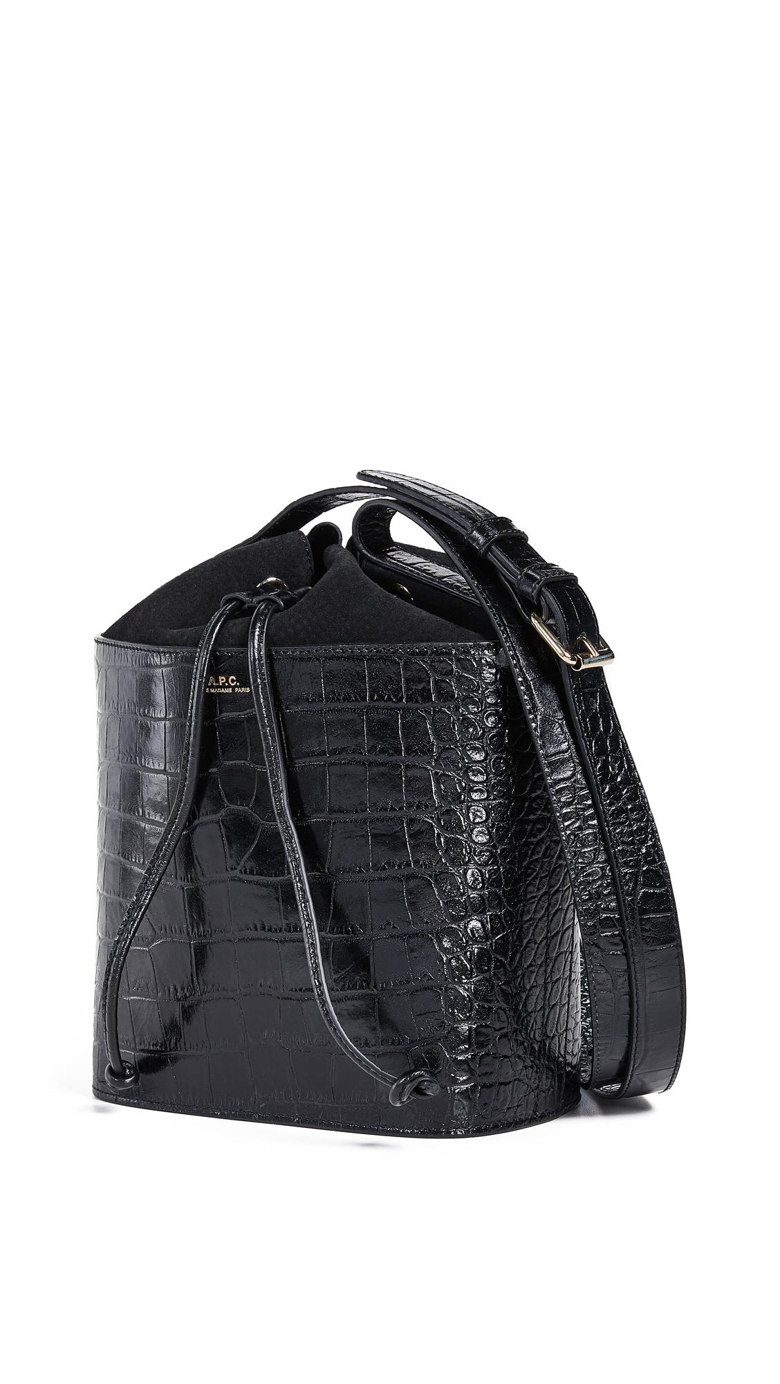 CLARA BUCKET BAG