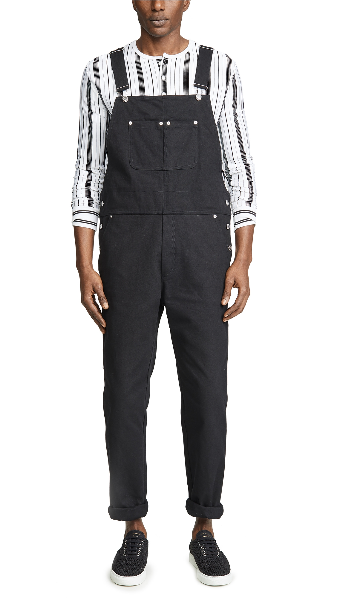 A.p.c. Tops SOUTH OVERALLS